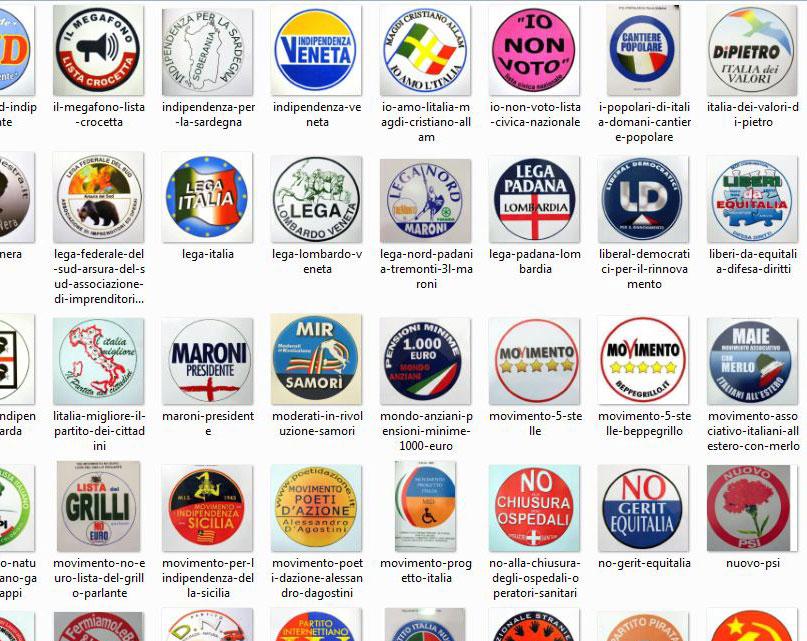 Campania elenco deputati eletti 2013 frignano news for Elenco deputati