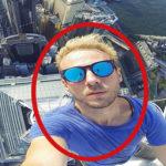 selfie-morto