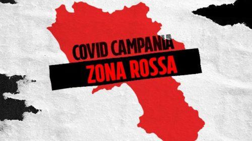Frignano: Zona Rossa dal Lunedì 8 Marzo e continua per 15 Giorni, ecco le regole, i divieti e il bollettino dei contagi comune per comune