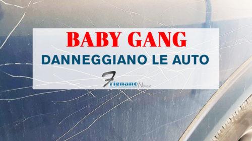 Frignano: Vandali in Azione di notte, le Baby Gang danneggiano le auto in sosta in giro per il paese