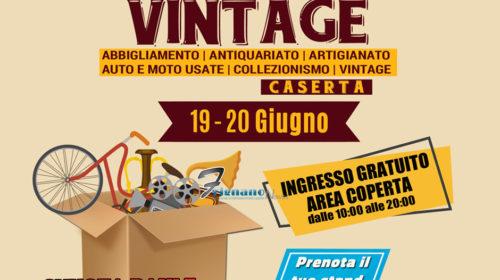 Caserta: A1 EXPO, al via la terza edizione della Fiera del Vintage, LA MODA CHE RITORNA