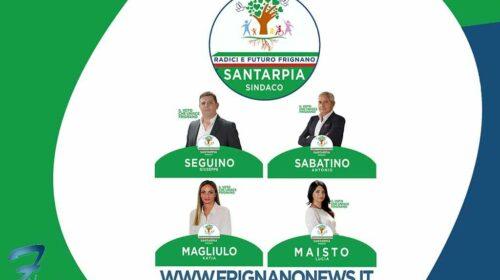 Frignano: Dopo la vittoria il Sindaco Lucio Santarpia nomina i componenti della giunta comunale e del vicesindaco